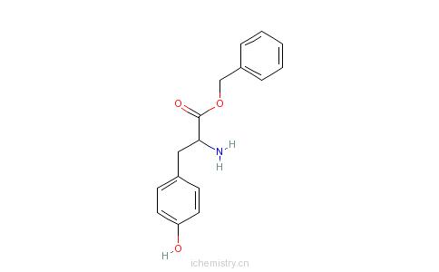 CAS:65733-15-5_O-苄基-D-酪氨酸的分子结构
