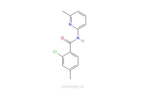 CAS:6634-80-6的分子结构