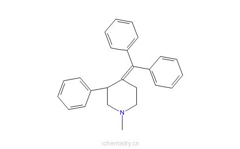 CAS:6636-27-7的分子结构