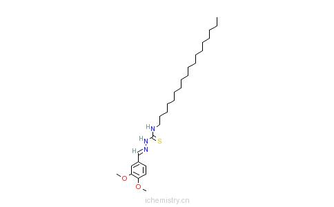 CAS:6636-86-8的分子结构