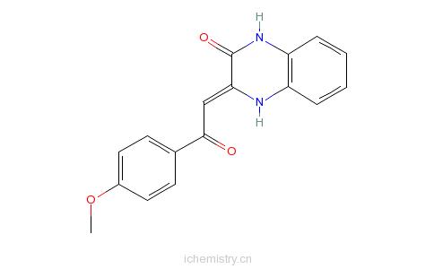 CAS:66394-50-1的分子结构