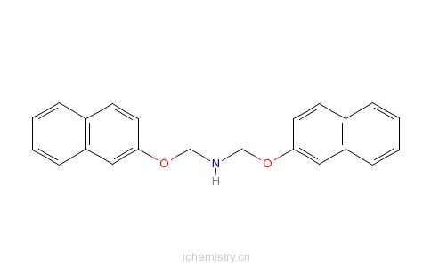 CAS:6640-93-3的分子结构