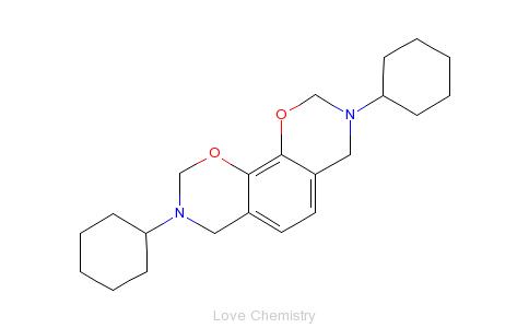 CAS:6641-21-0的分子结构