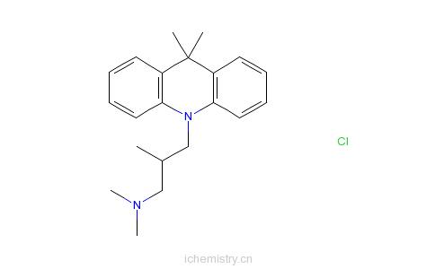 CAS:6671-41-6的分子结构