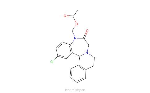 CAS:67239-20-7的分子结构