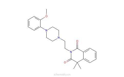 CAS:67339-62-2的分子结构