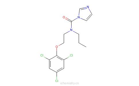 CAS:67747-09-5_咪酰胺的分子结构