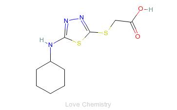 CAS:68161-57-9的分子结构
