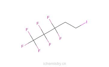 CAS:68188-12-5_C2-18-全氟烷基碘乙烷的分子结构