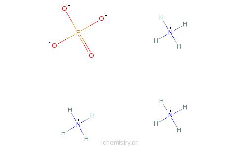 CAS:68333-79-9_聚磷酸铵的分子结构
