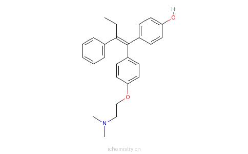 CAS:68392-35-8_阿非昔芬的分子结构