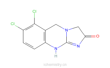 CAS:68475-42-3_阿那格雷的分子结构