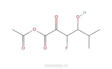 CAS:685-75-6的分子结构