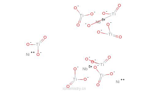 CAS:68611-43-8的分子结构