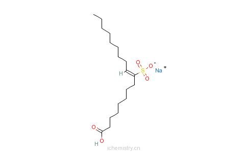 CAS:68959-02-4的分子结构