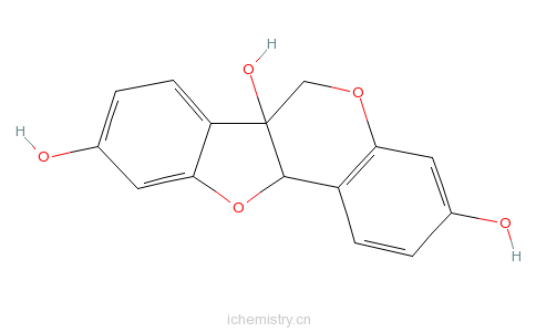CAS:69393-95-9的分子结构