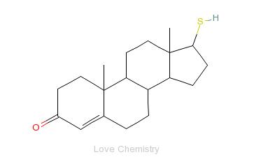 CAS:6959-86-0的分子结构