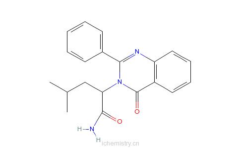 CAS:70203-76-8的分子结构
