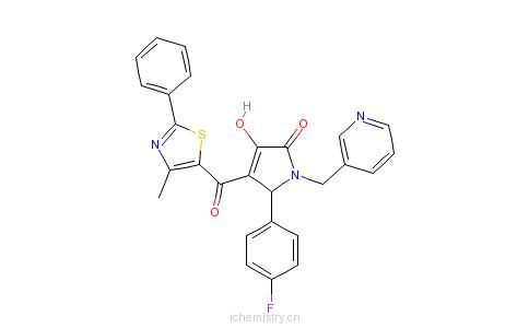 CAS:7048-95-5的分子结构