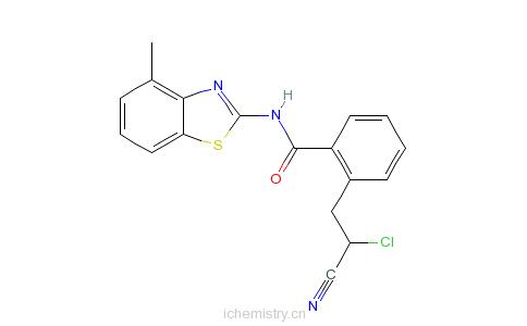 CAS:7062-19-3的分子结构