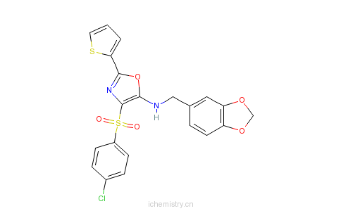 CAS:7065-47-6的分子结构