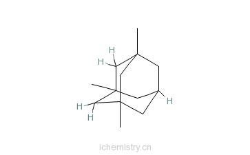 CAS:707-35-7的分子结构