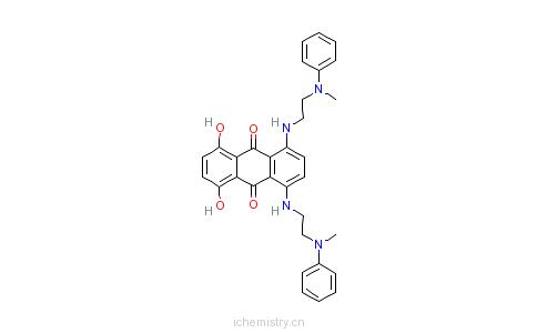 CAS:70945-58-3的分子结构