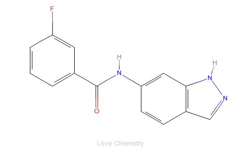CAS:710310-83-1的分子结构