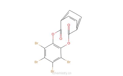 CAS:71215-80-0的分子结构