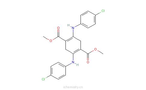CAS:71329-03-8的分子结构