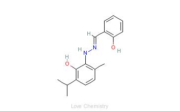 CAS:7145-56-4的分子结构