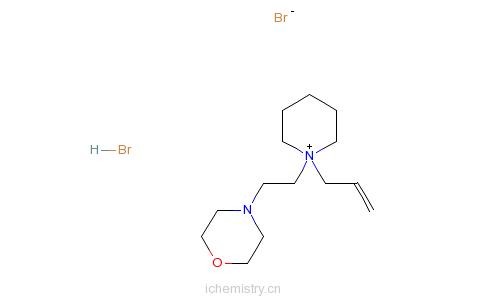 CAS:7146-34-1的分子结构