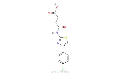 CAS:71576-05-1的分子结构