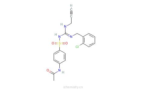 CAS:71795-25-0的分子结构