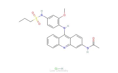CAS:71802-78-3的分子结构