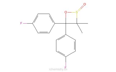 CAS:7233-50-3的分子结构
