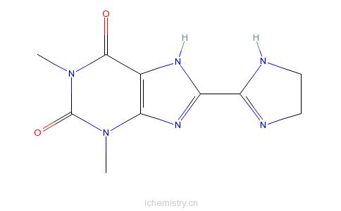 CAS:7248-06-8的分子结构
