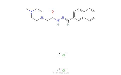 CAS:72606-61-2的分子结构