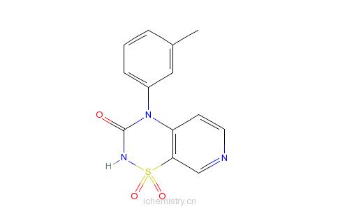 CAS:72810-61-8的分子结构