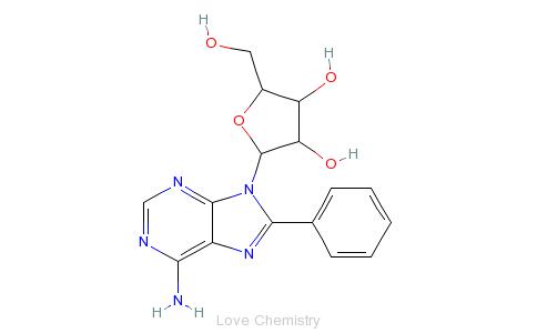 CAS:73340-78-0的分子结构