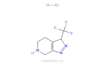 CAS:733757-88-5的分子结构