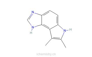 CAS:73857-35-9的分子结构