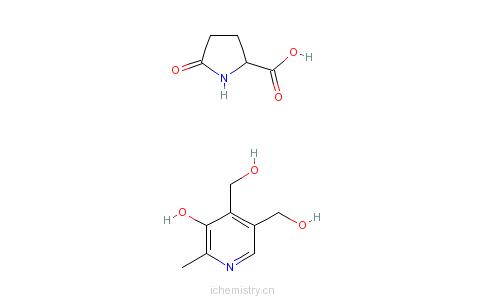 CAS:74536-44-0_美他多辛的分子结构