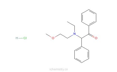 CAS:7469-56-9的分子结构