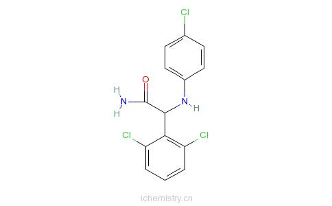 CAS:74932-41-5的分子结构