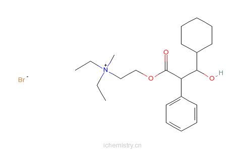 CAS:7507-56-4的分子结构