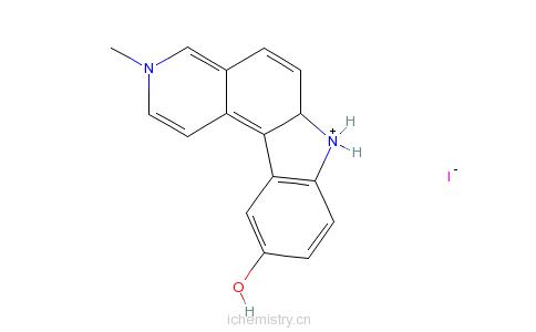 CAS:75413-47-7的分子�Y��