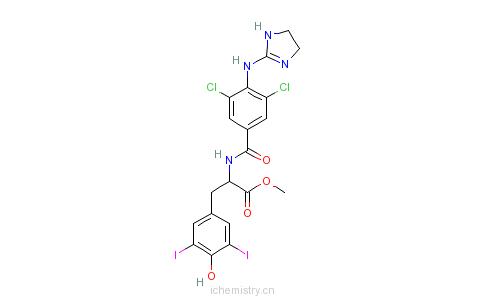 CAS:75472-83-2的分子结构