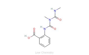 CAS:76267-01-1的分子结构