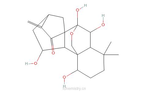 CAS:76470-15-0的分子结构